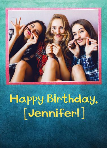 Funny Birthday Card Birthday Blue From Cardfool